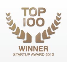 Run my Accounts bei den Top 100 Startups 2012