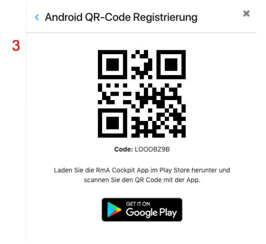 Verknüpfen App 2 Run my Accounts