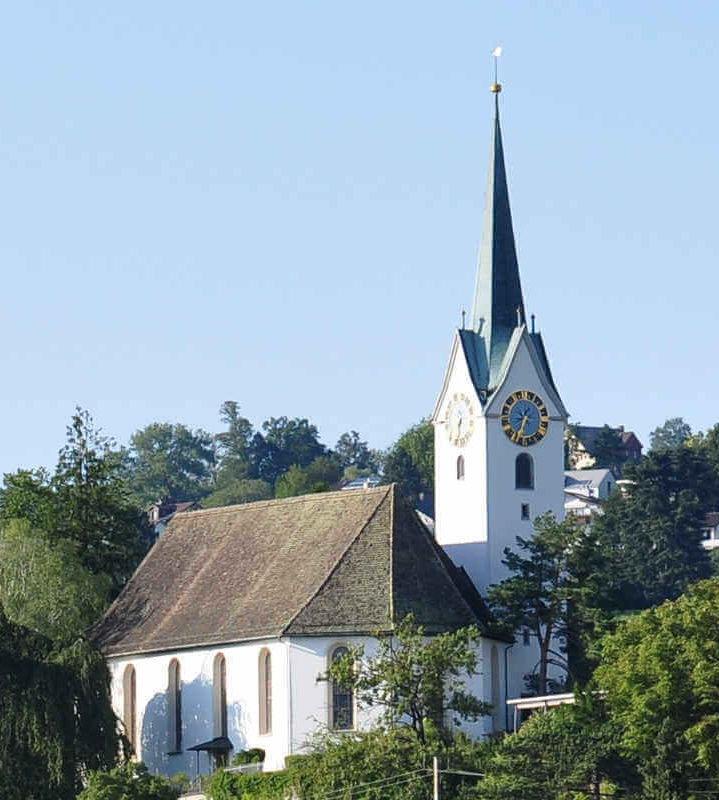 Kirche Herrliberg öffentliche Verwaltung