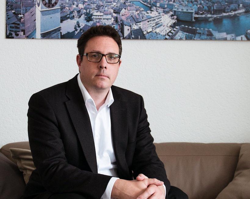 Paul Keller - öffentliche Verwaltung Kirchgemeinde Herrliberg